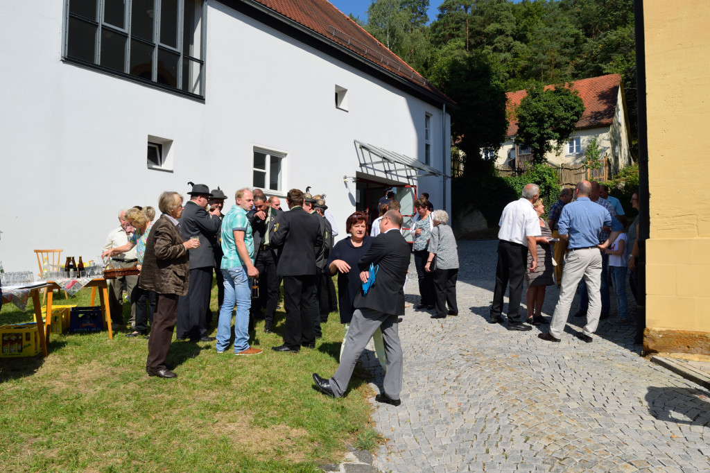 Abschied von Pfarrer Dettenthaler