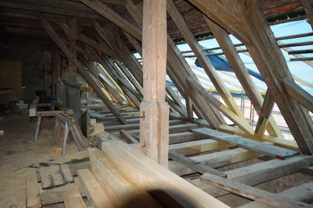 St. Martinus Kirche Dachsanierung