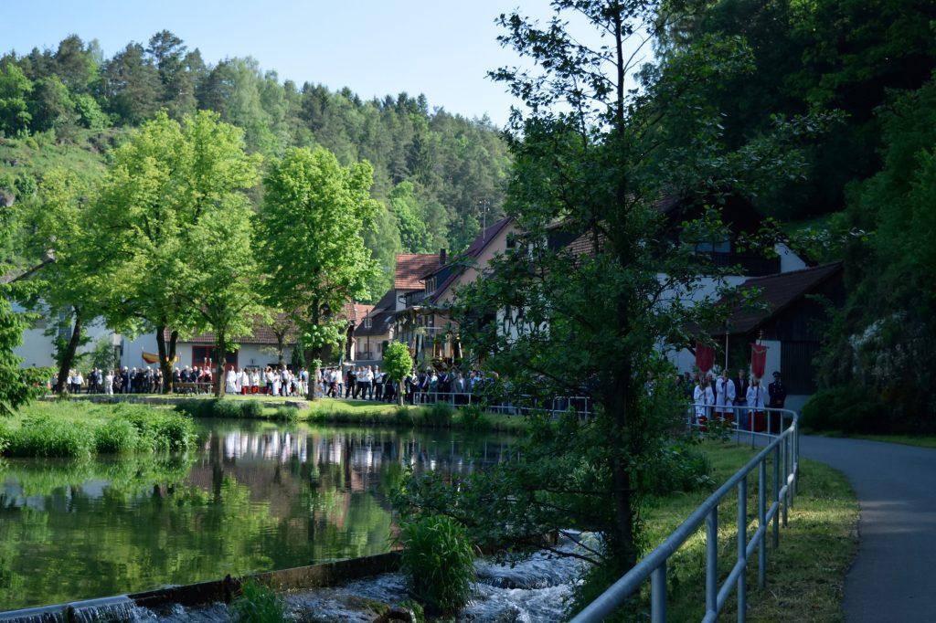 Fronleichnamsfest 2016